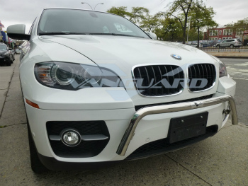 BMW BMW グリルガード T-304 08-14 BMW X6 E71 FRONT BULL BAR BUMPER PROTECTOR GRILL GUARD S/S T-304 8月14日、BMW X6 E71 FRONT BULL BAR BUMPER PROTECTOR GRILL GUARD S / S