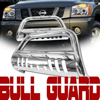 マツダ Escape グリルガード S/S Chrome Bull Bar Push Bumper Grill Grille Guard 08-12 Escape/Tribute/Mariner S / Sクロームブルバーは、バンパーグリルグリルガード8月12日エスケープ/トリビュート/マリナーをプッシュ
