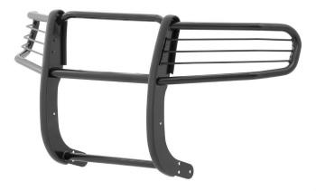 マツダ Escape グリルガード Aries 3062 Black Carbon Steel Grille Guard for 08-12 Ford Escape & Mazda Tribute 8月12日フォード・エスケープ&マツダトリビュートのための牡羊座3062ブラックカーボンスチールグリルガード