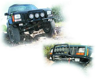 Jeep ジープ グリルガード OR-FAB 87016 Bumper Grill Guard Hoop Wrinkle Black OR-FAB 87016バンパーグリルガードフープリンクルブラック
