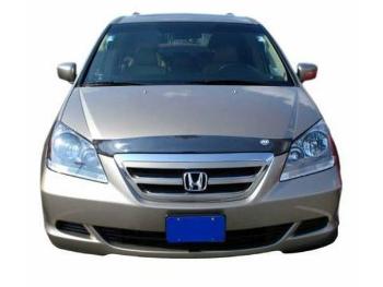 HONDA オデッセイ バグガード Auto VentShade AVS 25400 BUGFLECTOR II Fit 2005-2007 Honda Odyssey オートVentShade AVS 25400 BUGFLECTOR IIフィット2005年から2007年ホンダオデッセイ