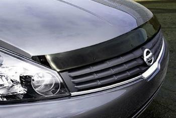 NISSAN Quest  バグガード Nissan 2004-2009 Quest Hood Protector / Bug Shield Deflector 日産2004-2009クエストフードプロテクター/バグシールドディフレクター