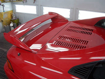 TOYOTA MR2 スポイラー FOR TOYOTA 1991-1999 MR-2 SW20 T-STYLE JDM REAR WING TRUNK SPOILER TOYOTA 1991-1999 MR-2 SW20 T-STYLE JDMリアウイングTRUNKスポイラーFOR