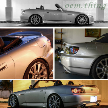 ホンダ S2000 スポイラー HONDA S2000 OE TYPE TRUNK SPOILER REAR 00 02 08 NEW HONDA S2000 OE TYPE TRUNK SPOILER REAR 00 02 08 NEW