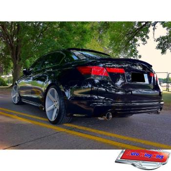 ホンダ Accord スポイラー HOT! Painted Honda Accord Sedan 2008~2012 Roof Spoiler + M Type Trunk Spoiler ホット!塗装済み完成品ホンダアコードセダン2008年?2012年ルーフスポイラー+ Mタイプトランクスポイラー