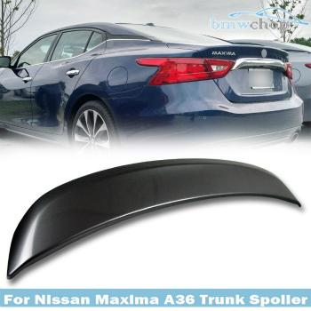 NISSAN Maxima  スポイラー Painted #KAD For Nissan Maxima A36 8th 4-Door OE-Style Rear Trunk Spoiler 2016 日産マキシマA36 8日4ドアOE-スタイルリアトランクスポイラー2016のために描かれ#KAD