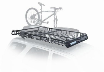 ルーフバスケット YAKIMA MEGAWARRIOR ROOF CARGO BASKET CARRIER RACK 52 x 48 x 6.5 YAKIMA MEGAWARRIOR ROOF CARGO BASKET CARRIERは、52×48のx 6.5ラック