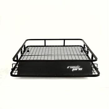 ルーフバスケット Universal Roof Rack Basket Car Top Luggage Carrier Cargo Holder Travel 48