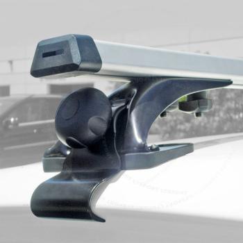クロスバー Fit 92-14 Camry/RAV4/Scion Aluminum Roof Rack Top Adjustable Cross Bars CARRIER 92から14カムリ/ RAV4を取り付け/サイオンアルミルーフトップ調節可能なクロスバーキャリアラック