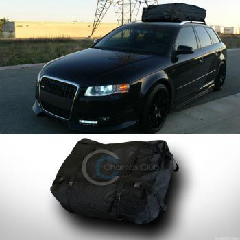 防水 ルーフキャリアバック BLACK WATERPROOF ROOF TOP CROSS BAR RACK CARGO CARRIER BAG CAR/SUV/TRUCK/VAN CZ BLACK WATERPROOF ROOF TOP CROSSバーRACK CARGO CARRIER BAG CAR / SUV /トラック/ VAN CZ