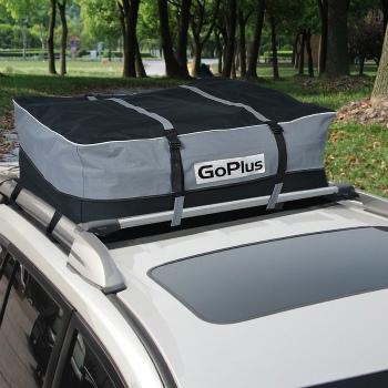防水 ルーフキャリアバック Suv Jumbo Car Roof Top Waterproof Travel Luggage Cargo Rack Storage Bag Carrier SUVジャンボ車の屋根の上の防水旅行荷物貨物収納袋キャリアラック