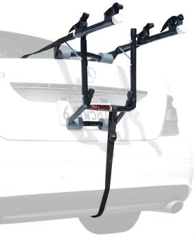 サイクルキャリア 2-Bike Trunk Mounted Bicycle Carrier Rack for 2016 & 2017 Model-Year Cars 2-自転車トランク自転車キャリアは、2016&2017モデル年車のためのラックマウント