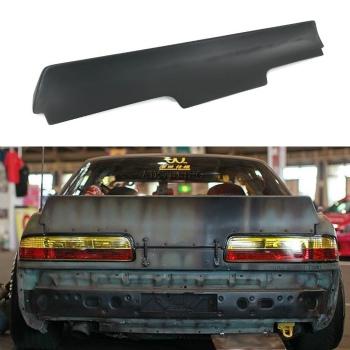 日産 200SX   エアロ Nissan PS13 200SX Coupe Rocket Bunny Style Trunk Spoiler Ducktail Tail Wing Lip 日産PS13 200SXクーペロケットバニースタイルトランクスポイラーダックテールのテールウイングリップ