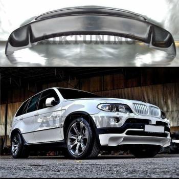 BMW e53 x5  エアロ bmw e53 x5 4.8is style front bumper addon spoiler for all e53 models 2000-2006 すべてのE53モデル2000から2006のためBMW E53 X5の4.8isスタイルフロントバンパーアドオンスポイラー