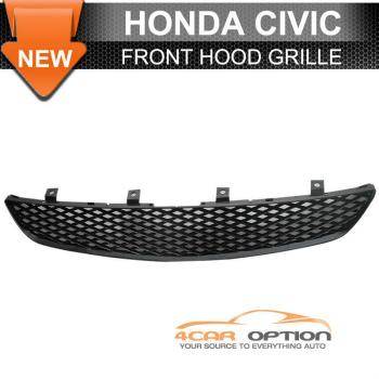 Honda Civic EP3 グリル 02-05 Honda Civic EP3 Si Hatchback Grill Grille 03 04 02-05ホンダシビックEP3のSiハッチバックグリルグリル03 04