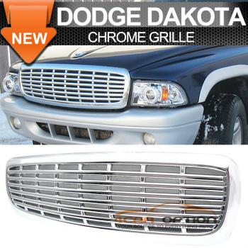 Dodge Dakota グリル 97-03 Dodge Dakota Durango 2Dr 4Dr Sports Style Grid Grill Grille Guard ABS 97から03ダッジダコタデュランゴ2DR 4DRスポーツスタイルグリッドグリルグリルガードのABS