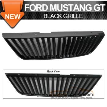 Ford Mustang GT グリル 99-04 Ford Mustang GT V6 V8 Vertical Grille Grill 99から04フォードマスタングGT V6 V8垂直グリルグリル