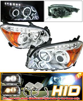 <title>☆送料無料☆USパーツ 海外メーカー輸入品 Toyota RAV4 ヘッドライト Xenon 定価 06-08 CCFL Halo Projector Headlights キセノン06-08トヨタRAV4 CCFLヘイロープロジェクターヘッドライト</title>
