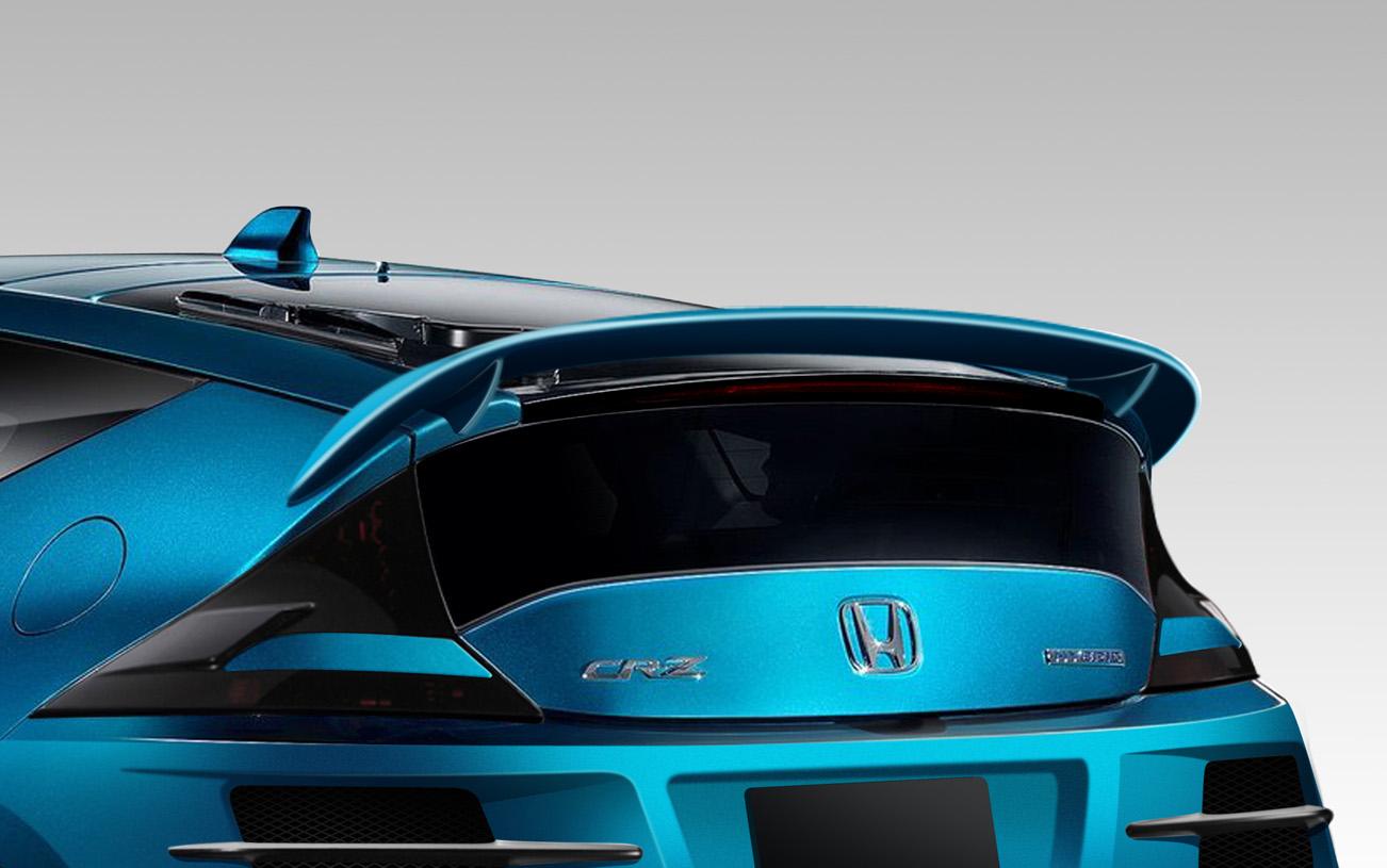 USパーツ 11-16 Honda CR-Z C-Blaze Duraflexボディキット - ウィング/ホイル er !!! 109367 11-16 Honda CR-Z C-Blaze Duraflex Body Kit-Wing/Spoiler!!! 109367