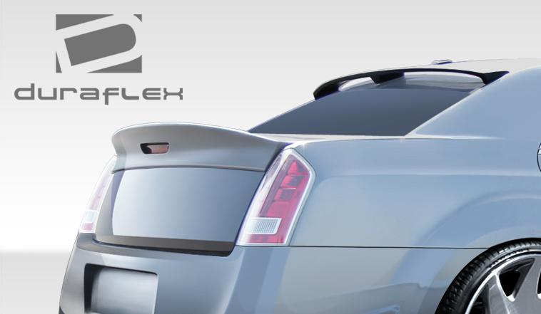 USパーツ 11-16 Chrysler 300 Brizio Duraflexボディキット - ウィング/スポイラー er !!! 108325 11-16 Chrysler 300 Brizio Duraflex Body Kit-Wing/Spoiler!!! 108325