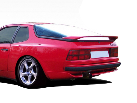 USパーツ 77-88ポルシェ924 944 Duraflexリアバンパーディフューザーボディキットを見る!!! 105395 77-88 Porsche 924 944 Look Duraflex Rear Bumper Diffuser Body Kit!!! 105395