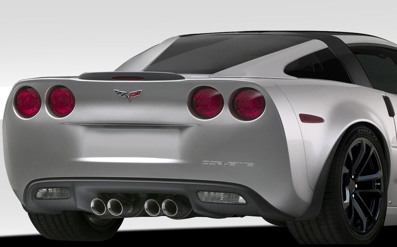 USパーツ 05-13 Chevrolet Corvette Stingray Duraflex Roofを見てください! 109342 05-13 Chevrolet Corvette Stingray Look Duraflex Roof!!! 109342