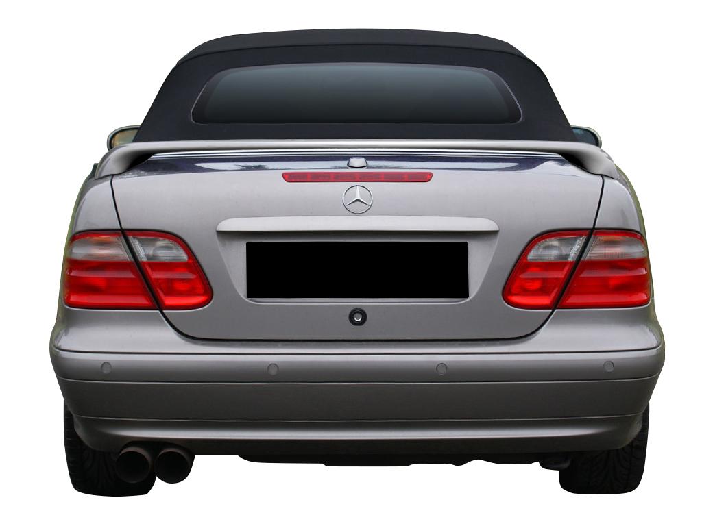 USパーツ 98-02 Mercedes CLK OPSデュラフレックスボディキット - ウィング/スポイル er !!! 112771 98-02 Mercedes CLK OPS Duraflex Body Kit-Wing/Spoiler!!! 112771