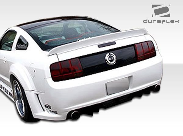 ☆送料無料☆USパーツ 海外メーカー輸入品 USパーツ 05-09フォードマスタングサーキットDuraflexワイドボディリアフェンダーフレア 100655 05-09 大幅にプライスダウン 正規店 Ford Widebody Rear Circuit Duraflex Fender Flares Mustang