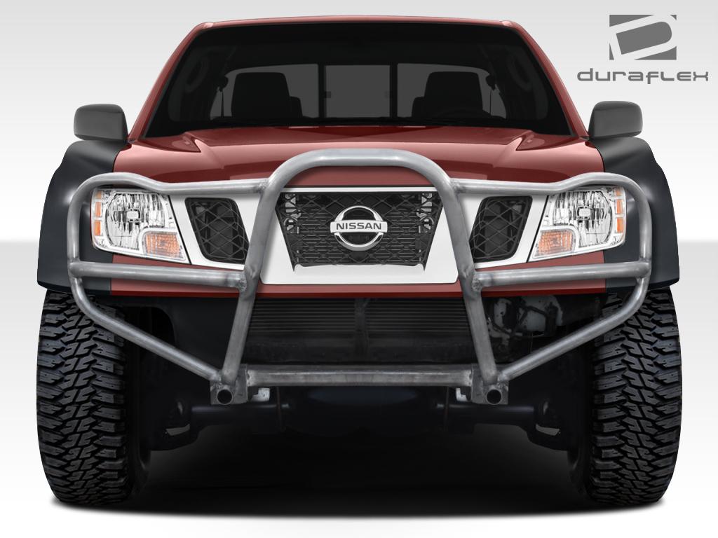USパーツ 05-16日産フロンティアオフロードバルジDuraflexボディキット - フロントフェンダー106472 05-16 Fits Nissan Frontier Off Road Bulge Duraflex Body Kit-Front Fenders 106472