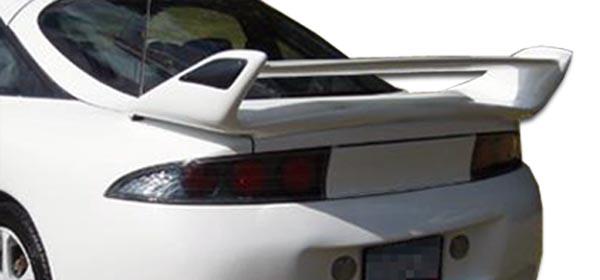 USパーツ 95-99三菱Eclipse GT-R Duraflexボディキット-Wing / Spoil  er !!! 101605 95-99 Mitsubishi Eclipse GT-R Duraflex Body Kit-Wing/Spoiler!!! 101605