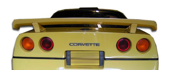 USパーツ 84-90シボレーコルベットC-フォースDuraflexボディキット - ウィング/スポイル er !!! 103448 84-90 Chevrolet Corvette C-Force Duraflex Body Kit-Wing/Spoiler!!! 103448