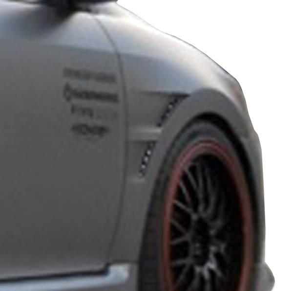 USパーツ 05-10サイオンTC GTコンセプトDuraflexボディキット - フェンダー! 104206 05-10 Scion TC GT Concept Duraflex Body Kit- Fenders!!! 104206