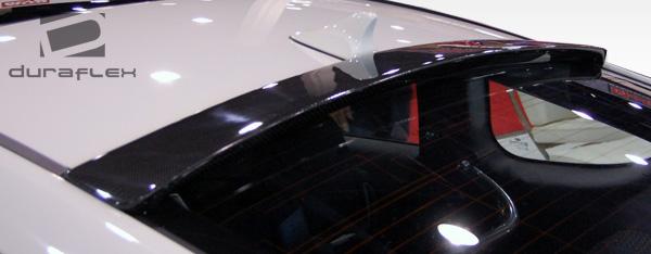 USパーツ 10-16フィット現代創世記回路Duraflexボディキットルーフウイング/スポイラー105834 10-16 Fits Hyundai Genesis Circuit Duraflex Body Kit-Roof Wing/Spoiler 105834