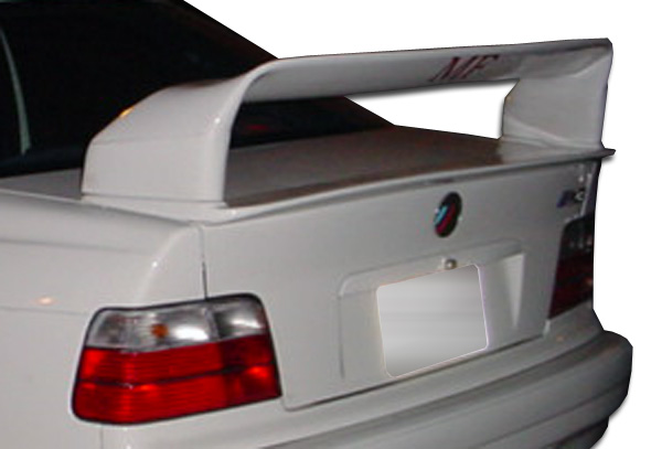 USパーツ 92-98 BMW 3シリーズ2DR DTM Duraflexボディキット - ウィング/スポイル er !!! 105328 92-98 BMW 3 Series 2DR DTM Duraflex Body Kit-Wing/Spoiler!!! 105328
