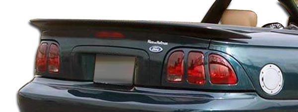 USパーツ 94-98 Ford Mustangコルトクチュールボディキット - ウィング/ホイル er !!! 104779 94-98 Ford Mustang Colt Couture Body Kit-Wing/Spoiler!!! 104779