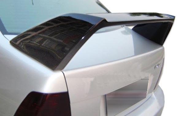 USパーツ 99-04フォルクスワーゲンジェッタベロシティデュラフレックスボディキット - ウィング/スポイル er !!! 104529 99-04 Volkswagen Jetta Velocity Duraflex Body Kit-Wing/Spoiler!!! 104529