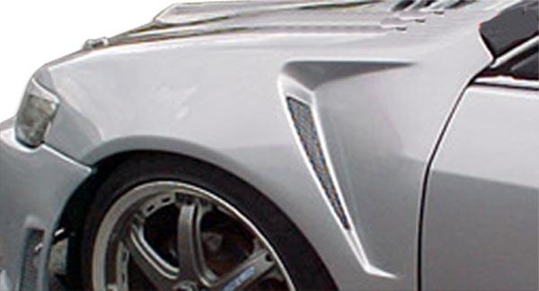 USパーツ 95-99フィット日産マキシマF-1 Duraflexボディキット - フェンダー! 103508 95-99 Fits Nissan Maxima F-1 Duraflex Body Kit- Fenders!!! 103508