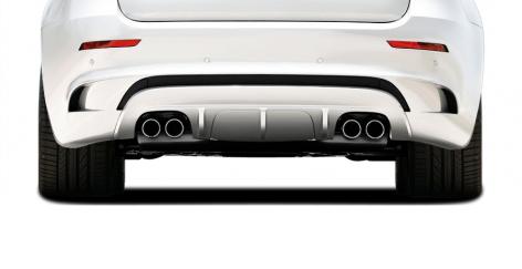 USパーツ 08-14 BMW X6 AF-4エアロ機能(GFK)リアバンパーディフューザーボディキット!!! 108613 08-14 BMW X6 AF-4 Aero Function (GFK) Rear Bumper Diffuser Body Kit!!! 108613