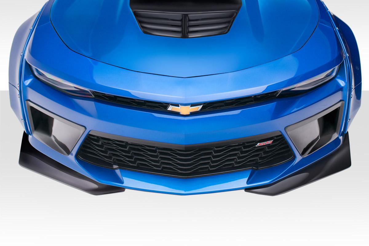 USパーツ 16-17シボレーカマログリッドDuraflexエアダクト延長! 113021 16-17 Chevrolet Camaro Grid Duraflex Air Duct Extentions!!! 113021