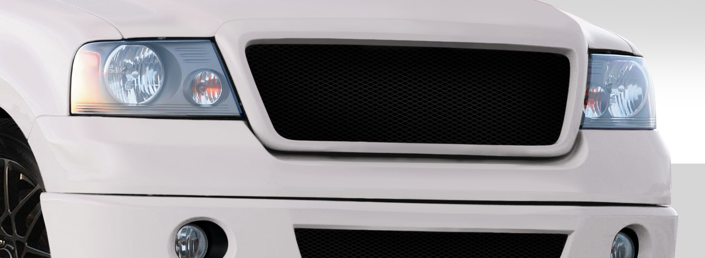 USパーツ 04-08 Ford F150スーパースネークDuraflexグリル/グリル!! ! 112217 04-08 Ford F150 Super Snake Duraflex Grill/Grille!!! 112217
