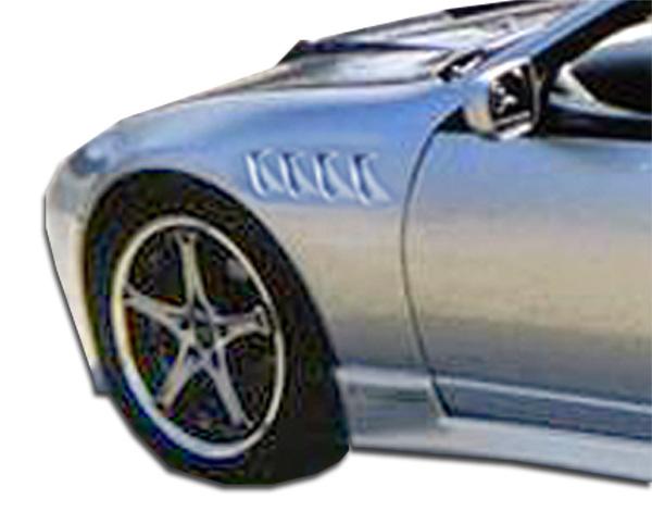 USパーツ 90-96フィット日産300ZX Z3 Duraflexボディキット - フェンダー! 102345 90-96 Fits Nissan 300ZX Z3 Duraflex Body Kit- Fenders!!! 102345