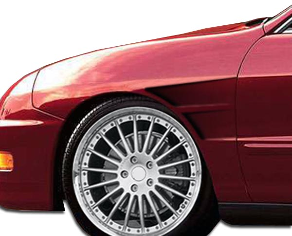 USパーツ 94-01 Acura Integra GTC Duraflexボディキット - フェンダー! 105723 94-01 Acura Integra GTC Duraflex Body Kit- Fenders!!! 105723