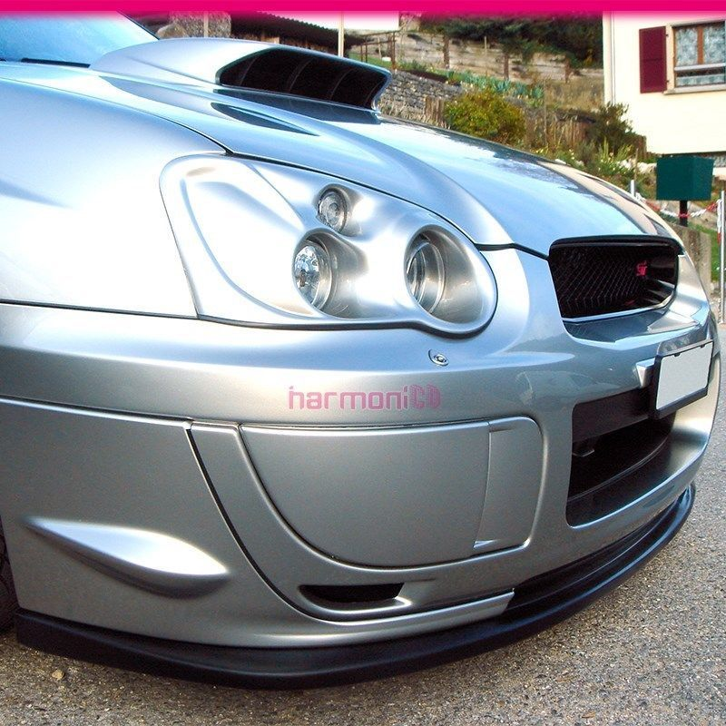 Fits 04-05 Subaru Impreza WRX V-Limited Front Bumper Lip PU