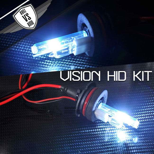 USパーツ Vision HID変換キット9007ハイローHI LO 8000k 35wデジタルバラストインペア Vision HID Conversion Kit 9007 High Low HI LO 8000k 35w Digital Ballast In Pair