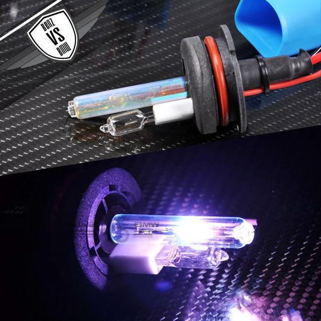 USパーツ ビジョンHID変換キット9007 HI LOwハイローパープル35Wデジタルバラストペア Vision HID Conversion Kit 9007 HI LOw High Low Purple 35w Digital Ballast Pair