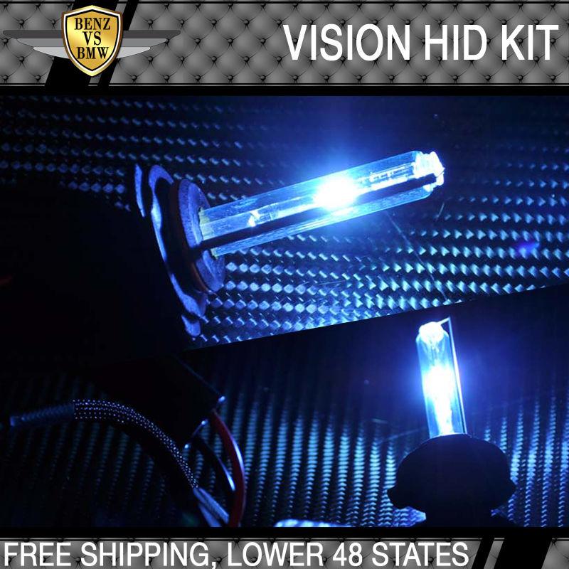 USパーツ ビジョン9006 8000k 35w低シングルビームキセノンHIDデジタル変換キットアイスブルー Vision 9006 8000k 35w Low Single Beam Xenon HID Digital Conversion Kit Ice Blue