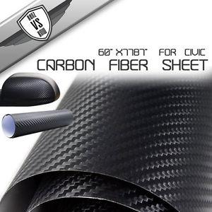 USパーツ メルセデスベンツ1に適合フルビニールシートデカールラップ60 * 1181インチCF Fit For Mercedes Benz 1 Full Roll Of Vinyl Sheet Decal Wrap 60*1181 Inch CF