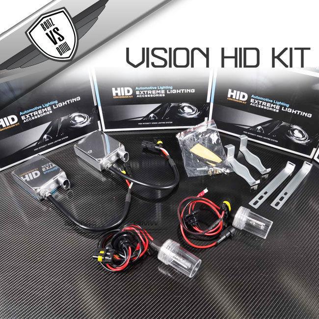 USパーツ ビジョンヘッドライト低ビームキセノンHID H1パープルアナログバラスト35ワット(ペア) Vision Headlights Low Beam Xenon HID H1 Purple Analog Ballast 35watt(Pair)