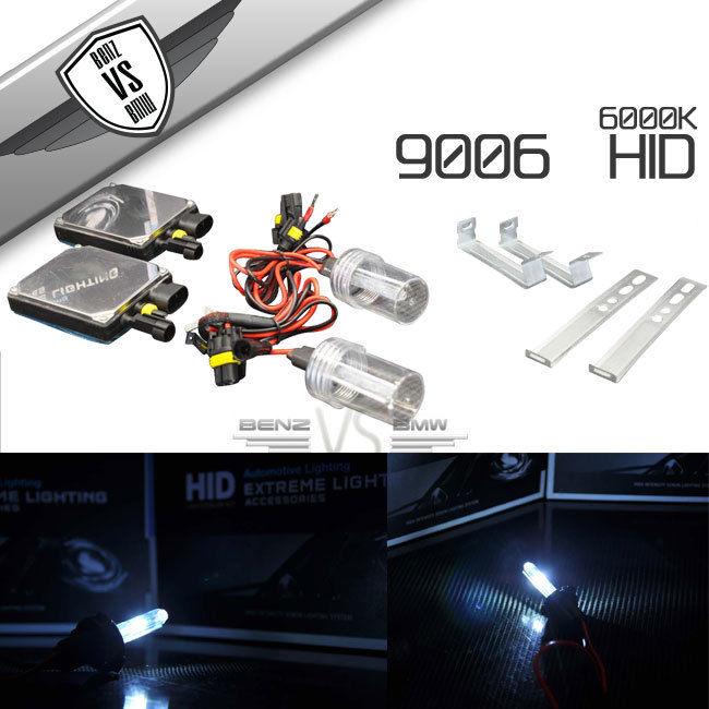 USパーツ ビジョンHID変換キット9006 6000kロービームHIDライト35wデジタルバラストペア Vision HID Conversion Kit 9006 6000k Low Beam HID Light 35w Digital Ballast Pair
