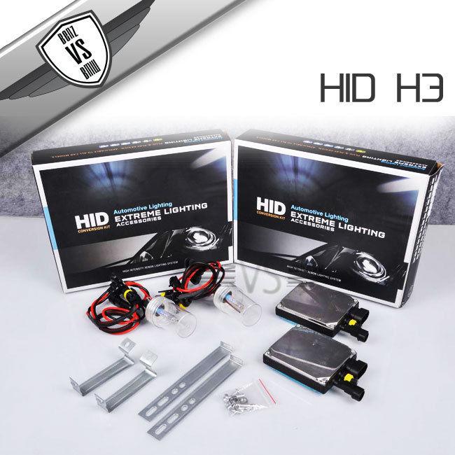 USパーツ ビジョンキセノンHID H3パープルフォグライトアナログバラスト35ワット(ペア) Vision Xenon HID H3 Purple Fog Light Analog Ballast 35watt(Pair)